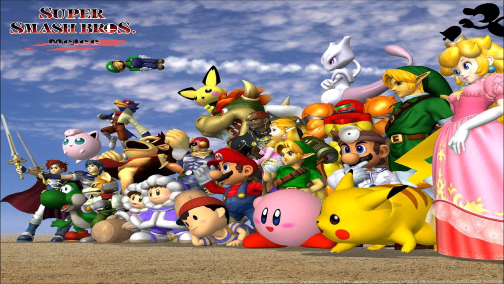 Super Smash Melee