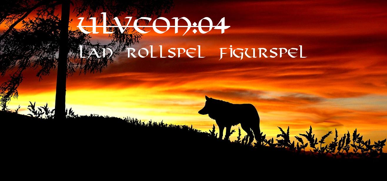 Välkommen till Ulvcon:04